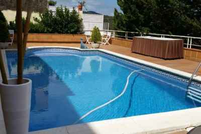 House with pool in Tossa de Mar